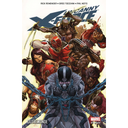 Uncanny X-Force - Tome 3 - Outremonde