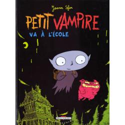 Petit vampire - Tome 1 - Petit vampire va à l'école