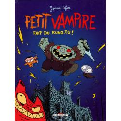 Petit vampire - Tome 2 - Petit vampire fait du kung-fu !