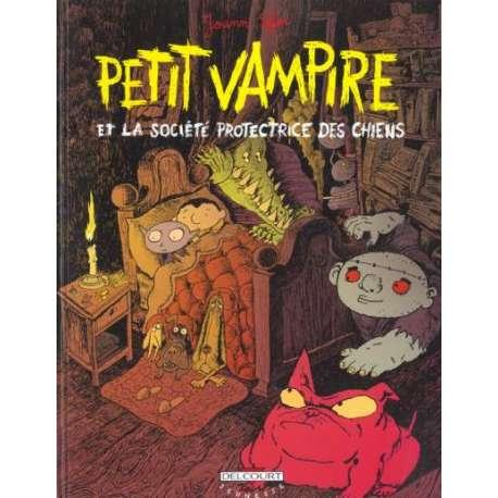 Petit vampire - Tome 3 - Petit vampire et la société protectrice des chiens