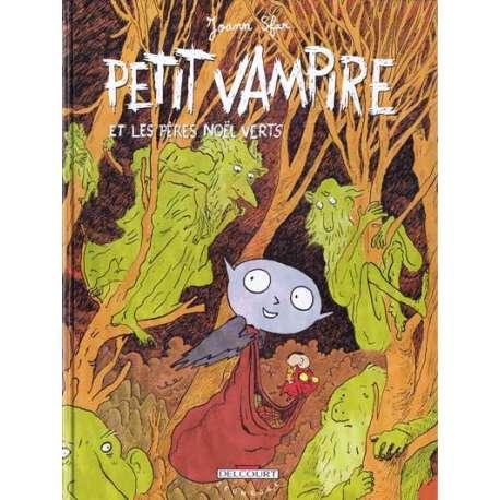 Petit vampire - Tome 6 - Petit vampire et les Pères Noël verts