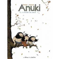 Anuki - Tome 2 - La Révolte des castors