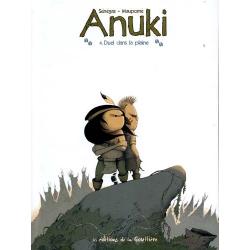 Anuki - Tome 4 - Duel dans la plaine