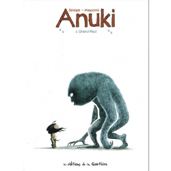 Anuki - Tome 5 - Grand-pied