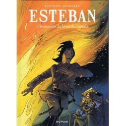 Esteban - Tome 4 - Prisonniers du bout du monde