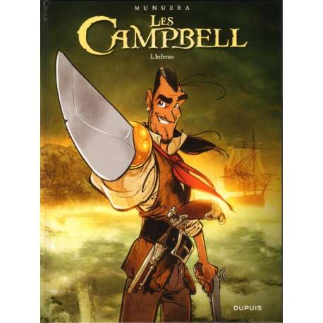 Campbell (Les) - Tome 1 - Inferno