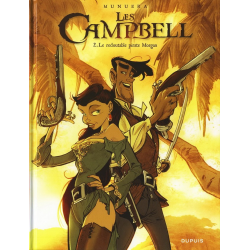 Campbell (Les) - Tome 2 - Le redoutable pirate Morgan
