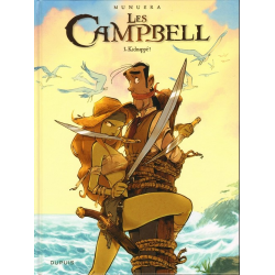Campbell (Les) - Tome 3 - Kidnappé !