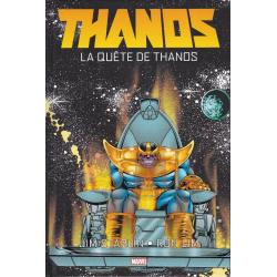 Thanos - Tome 1 - La quête de Thanos