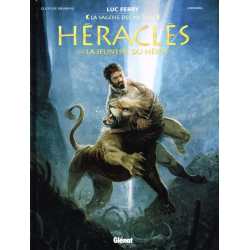 Héraclès - Tome 1 - 1/3 La jeunesse du héros
