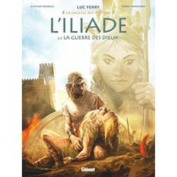 Iliade (L') (Taranzano/Bruneau) - Tome 2 - La Guerre des Dieux