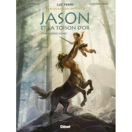 Jason et la Toison d'Or - Tome 1 - Premières armes