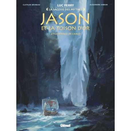 Jason et la Toison d'Or - Tome 2 - Le voyage de l'Argo