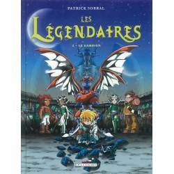 Légendaires (Les) - Tome 2 - Le Gardien