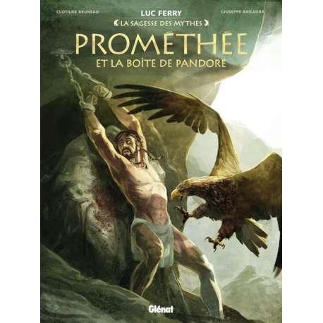 Prométhée et la boîte de Pandore - Prométhée et la boîte de Pandore