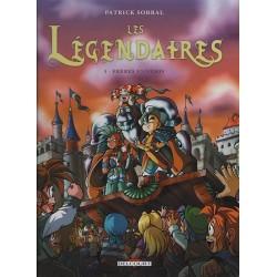 Légendaires (Les) - Tome 3 - Frères Ennemis