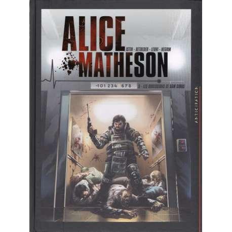 Alice Matheson - Tome 5 - Les obsessions de Sam Gibbs