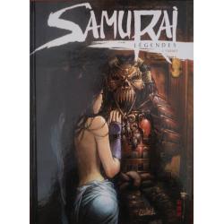 Samurai Légendes - Tome 1 - Furiko