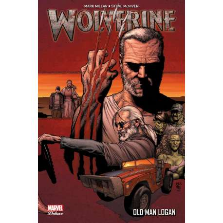 Wolverine - Old Man Logan - Wolverine - Old Man Logan