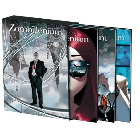 Zombillénium - Coffret Tomes 1 à 3