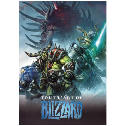 (AUT) Collectif - Tout l'art de Blizzard
