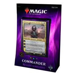 MTG Commander 2018 : Deck Réalité Subjective FR