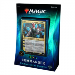 MTG Commander 2018 : Deck Enchantement évolutif FR