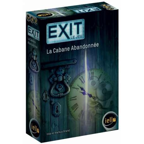 EXIT : La cabane abandonée