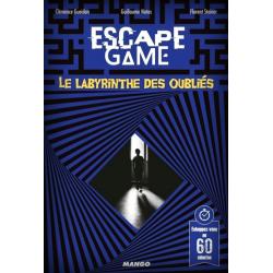 Escape 5 - Le Labyrinthe des Oubliés