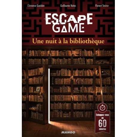 Escape 6 - Une nuit à la bibliothèque