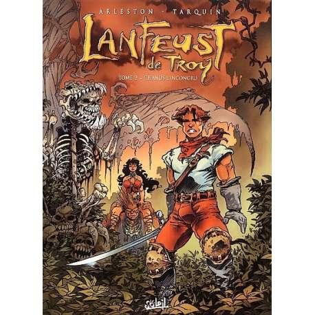 Lanfeust de Troy - Tome 2 - Thanos l'incongru