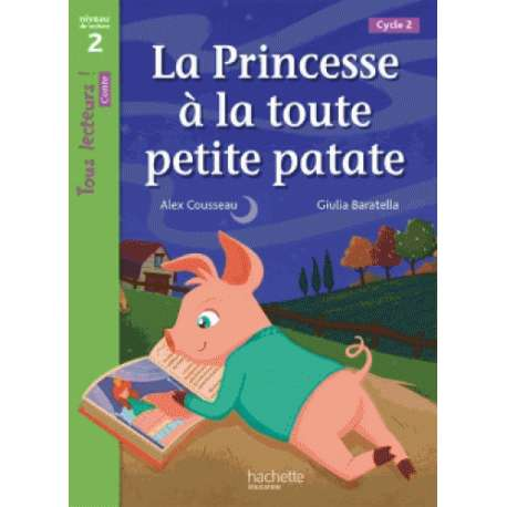 La princesse à la toute petite patate niveau 2