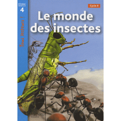 Le monde des insectes - Niveau de lecture 4 Cycle 3