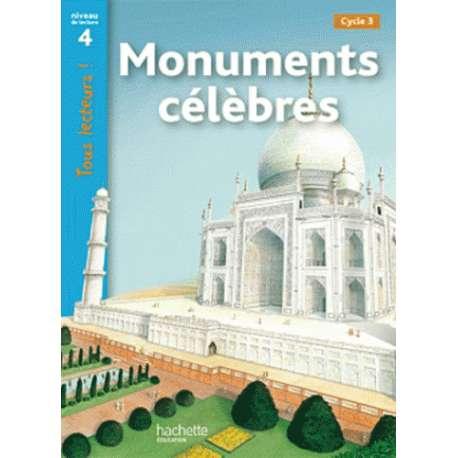Monuments célèbres - Niveau de lecture 4