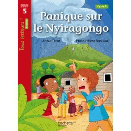 Panique sur le Nyiragongo - Niveau de lecture 5, cycle 3