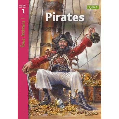 Pirates - Niveau de lecture 1, Cycle 2