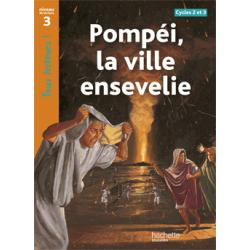Pompéi, la ville ensevelie - Cycles 2 et 3 niveau 3