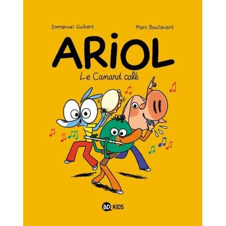 Ariol (2e Série) - Tome 13 - Le canard calé