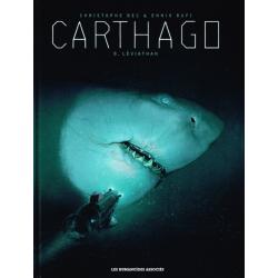 Carthago - Tome 8 - Léviathan