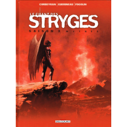 Chant des Stryges (Le) - Tome 18 - Mythes