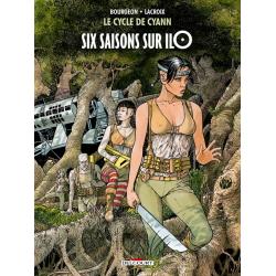 Cycle de Cyann (Le) - Tome 2 - Six saisons sur ilO