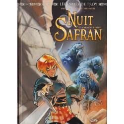 Nuit Safran - Tome 1 - Albumen l'éthéré