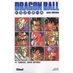 Dragon Ball (Édition de luxe) - Tome 41 - Courage, super Gotenks