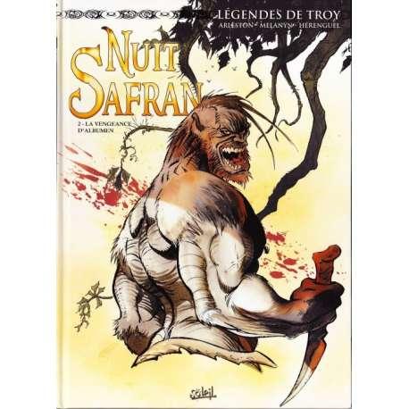 Nuit Safran - Tome 2 - La vengeance d'Albumen