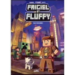 Frigiel et Fluffy - Tome 2 - Tous populaires