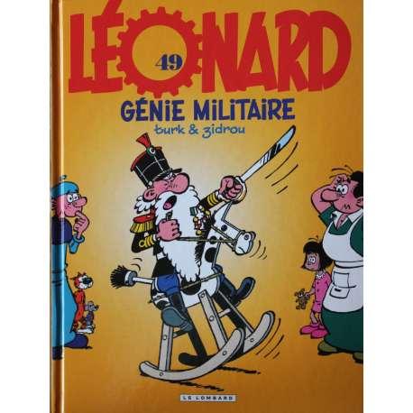 Léonard - Tome 49 - Génie militaire