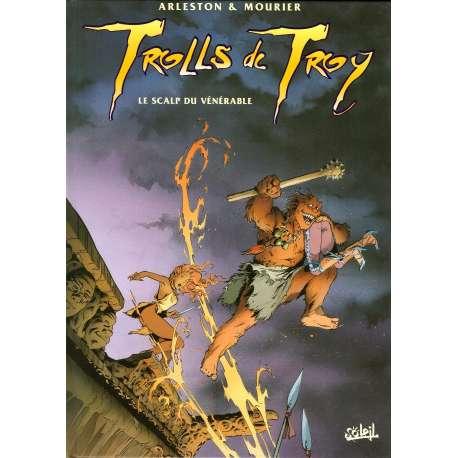 Trolls de Troy - Tome 2 - Le scalp du vénérable
