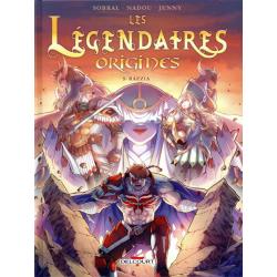 Légendaires - Origines (Les) - Tome 5 - Razzia