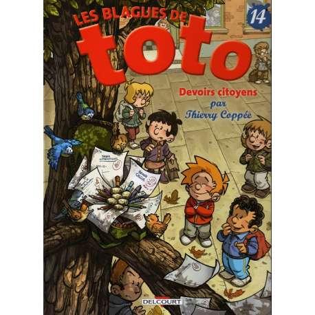 Blagues de Toto (Les) - Tome 14 - Devoirs citoyens