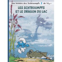 Schtroumpfs (Les) - Tome 36 - Les Schtroumpfs et le dragon du lac